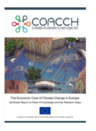 COACCH Policy Brief 1 -  Paul Watkiss Associates - Climate Change Adaptation