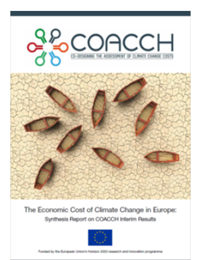 COACCH - Policy Brief 2 -  Paul Watkiss Associates - Climate Change Adaptation